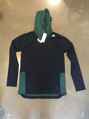 $19.99 • Buy New Adidas Bts Hoodie Navy Green Size Small Orig 50