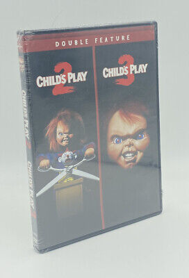 Child's Play 2 / Child's Play 3 [2015] DVD; Double Feature • 9.29£