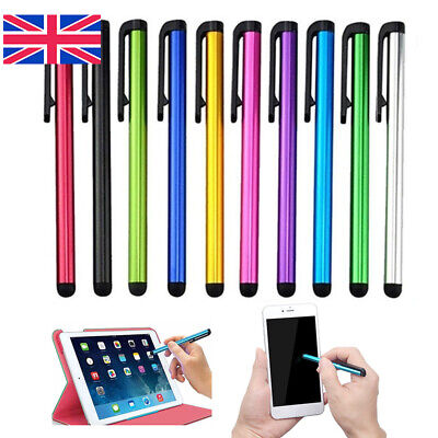 10x Universal Touch Screen Stylus Pens For All Mobile Phone IPad IPhone Tab UK • 3.19£