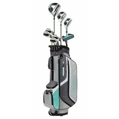 AU387.48 • Buy MacGregor Golf CG3000 Golf Clubs Set With Bag, Ladies Right Hand, ALL Graphite