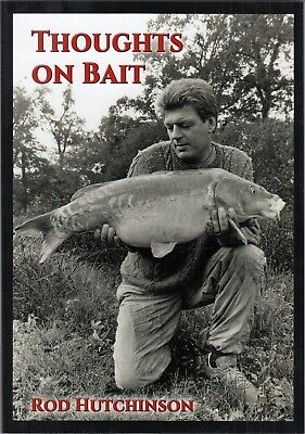 £15.45 • Buy HUTCHINSON ROD COARSE FISHING BOOK THOUGHTS ON BAIT CARP Paperback NEW