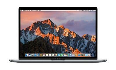 "$1259.99 • Buy Apple Macbook Pro 15.4"" Touch Bar A1707 - Core I7 - 3.1Ghz - 16GB Ram - 1TB SSD"