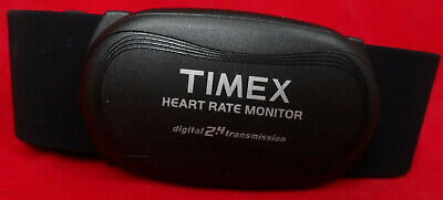 $ CDN40.07 • Buy New Timex T5K444 Global Trainer GPS Bodylink Heart Rate Monitor HRM Chest Strap