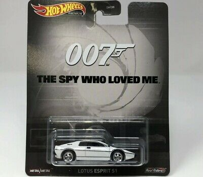 $ CDN9.37 • Buy Lotus Esprit S1 Bond The Spy Who Loved Me 007 * Hot Wheels Retro Premium