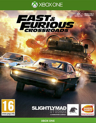 Fast & Furious Crossroads (Xbox One)  NEW AND SEALED IN STOCK QUICK DISPATCH • 29.95£