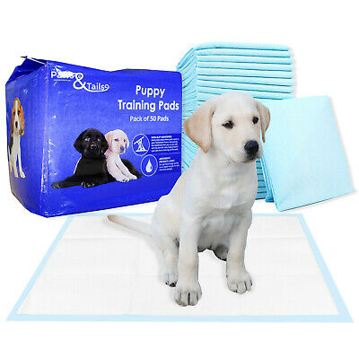 £12.85 • Buy Dog Puppy Training Wee Pads Floor Toilet Mats   60 X 90cm Or 60 X 45cm