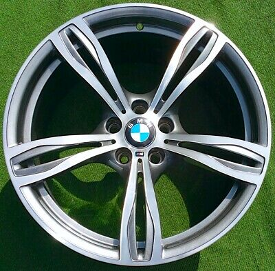 $2899 • Buy Factory OEM BMW M6 Wheels Genuine 20 Inch Style 343 Forged Perfect Original Set