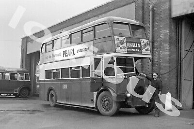 Bus PhotographPOTTERIES MOTOR TRACTION LEH 748 [L340] • 1.10£