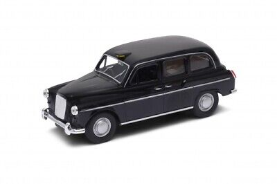 LONDON TAXI BLACK CAB Model Toy Car Boy Birthday Present Gift Pull Back & Action • 6.60£