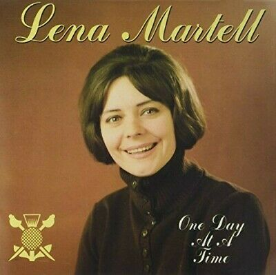 Lena Martell - One Day At A Time (1992) CD ****LIKE NEW**** ****RARE EDITION**** • 9.99£