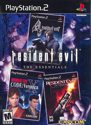 $35.19 • Buy Resident Evil: The Essentials PS2 New Playstation 2