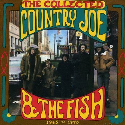 Country Joe Mcdonald & Fish : Collected 1965 CD Expertly Refurbished Product • 8.22£