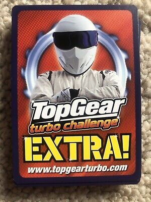 Top Gear Turbo Challenge Extra Super Rare Pick 5 Cards • 5£
