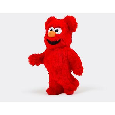 $349 • Buy BE@RBRICK Elmo Costume Ver. 400% Medicom Toy #bearbrick