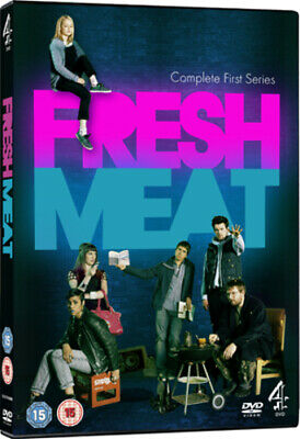 £2 • Buy Fresh Meat: Series 1 DVD (2012) Jack Whitehall Cert 15 FREE Shipping, Save £s