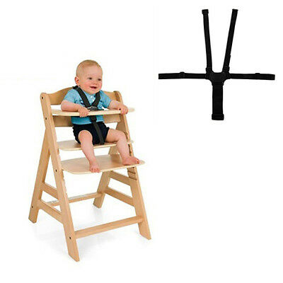 £3.77 • Buy AM_ FT- Baby 5-Point Safety Harness Belt Seat Belts For Stroller High Chair Stra