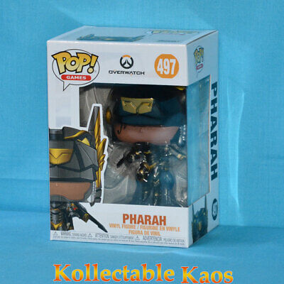 AU15 • Buy Overwatch - Pharah Anubis Pop! Vinyl Figure (RS) #497