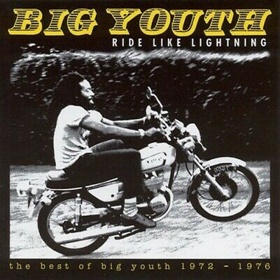 Big Youth : Ride Like Lightning: Best Of B CD Expertly Refurbished Product • 12.66£