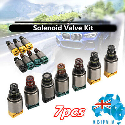 AU155.51 • Buy Solenoid Valve Kit Fit BMW Audi Wave Box Transmission ZF6HP19 ZF6HP26 1068298044