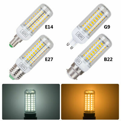 AU10.99 • Buy E27/E14/B22/G9 3W 6W 9W 12W 15W SMD 5730 LED Corn Light Bulb Spotlight Lamp AU