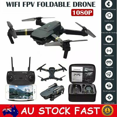 AU69.88 • Buy 1080P HD Drone X Pro RC Drone Quadcopter With Camera Wifi FPV Foldable Aircraft