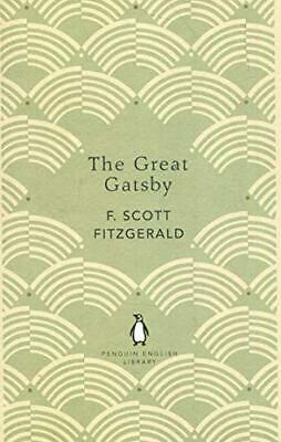 The Great Gatsby (The Penguin English Library) By Scott Fitzgerald, F., NEW Book • 6.35£