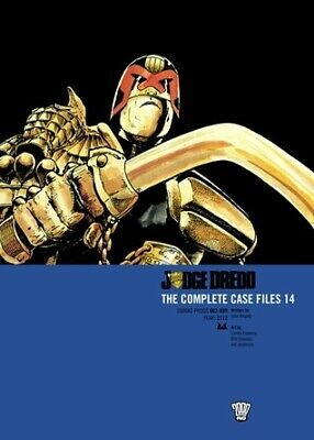 Judge Dredd Complete Case Files Vol 14 - Softcover • 19.99£