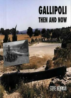 £24.98 • Buy Gallipoli Then And Now By Newman  New 9781870067294 Fast Free Shipping..