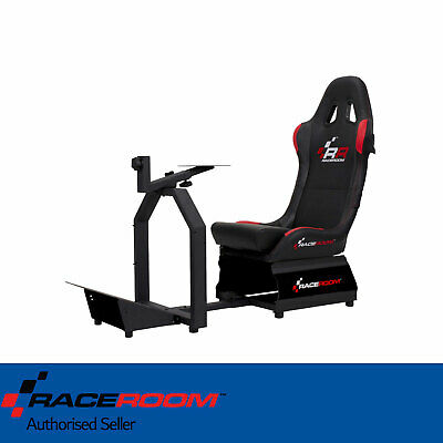 RACEROOM RR3055 Game Seat Racing Chair PC/XBOX/PS4 - Logitech / Thrustmaster / F • 289£