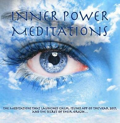 AU139.45 • Buy INNER POWER MEDITATIONS: The Meditations That Launched Calm, ITunes App Of The