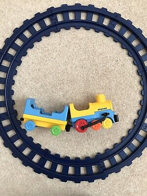 £15 • Buy Playmobil Train And Track VGC