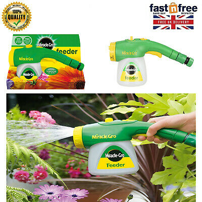 £14.88 • Buy Miracle Gro Plant Feeder Filled With All Purpose Soluble Plant Grows Twice Big