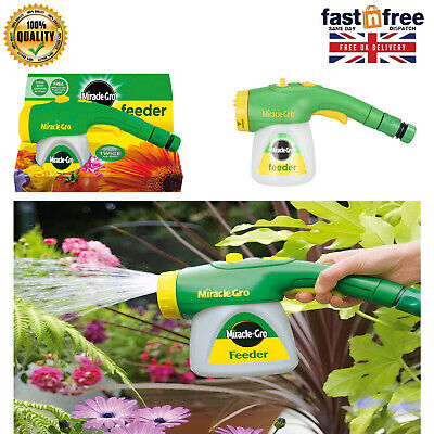 Plant Feeder Filled With All Purpose Soluble Plant Grows Twice Big Miracle Gro • 12.86£