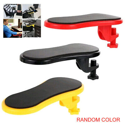 Rotatable Computer Armrest Adjustable Arm Wrist Rest Support For Home Office L • 7.19£