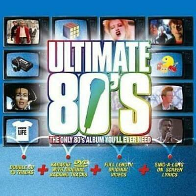 £3.03 • Buy Various Artists : The Ultimate 80s - The Only 80s Album Yo CD Quality Guaranteed