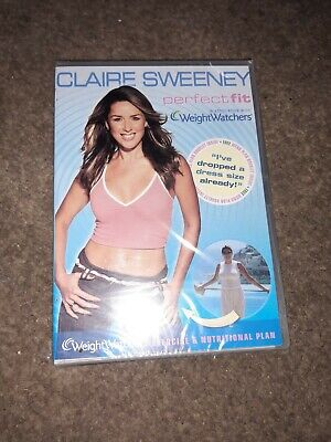 Claire Sweeney - Perfect Fit With Weight Watchers (DVD, 2007) SEALED  • 3.99£