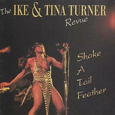 Ike And Tina Turner : Shake A Tail Feather CD (2001) FREE Shipping, Save £s • 5.74£