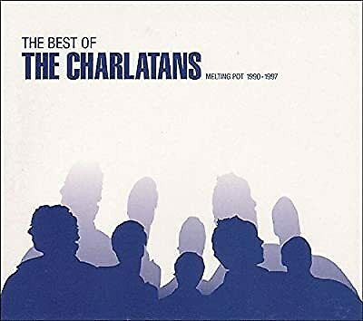 Melting Pot, Charlatans, The, Used; Very Good CD • 5£