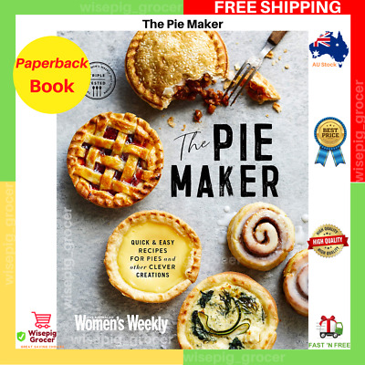 AU19.75 • Buy The Pie Maker - Paperback Book | BRAND NEW | FAST & FREE SHIPPING AU