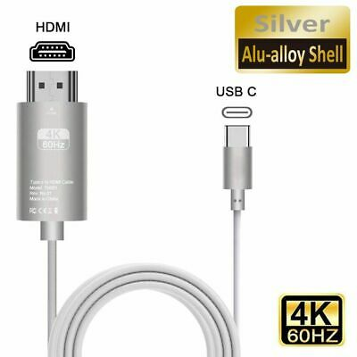 $ CDN36.06 • Buy USB Type C To HDMI HDTV TV Cable Adapter Converter For Macbook Android Phone