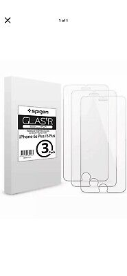 AU86.86 • Buy 90x 3 Pack Premium Tempered Glass Screen Protector IPhone 6s Plus Lot