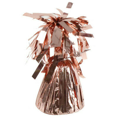 £2.79 • Buy Rose Gold Foil Balloon Weight, All Products, Brand New