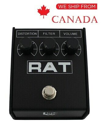 $ CDN104.99 • Buy Pro Co RAT 2 Guitar Distortion Effect Pedal Brand New!