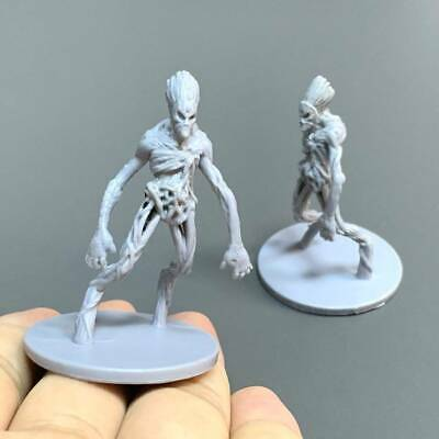 AU6.36 • Buy Lot 2 Groot Figure For Dungeons & Dragons D&D Miniatures Wars