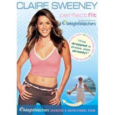 Claire Sweeney - Perfect Fit With Weight Watchers (DVD, 2007) • 1.89£