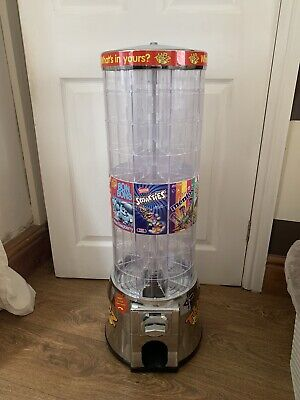 Tubz Vending Machine Coin Operated £1 • 85£