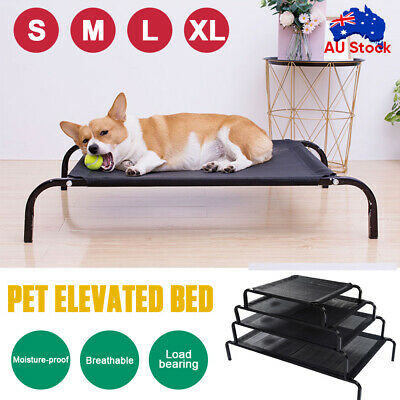 AU43.99 • Buy Deluxe Heavy Duty Pet Bed Elevated Trampoline Hammock Cat Puppy Dog Puppy Raised