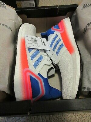 $ CDN199.99 • Buy Mens New Adidas Ultra Boost 20 Running Shoes Size 9.5 Crystal White