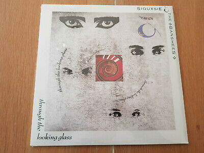 Siouxsie And The Banshees  -Through The Looking Glass  - 180g Vinyl Album - New! • 13.99£