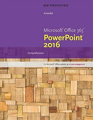 AU94.08 • Buy New Perspectives Microsoft Office 365 & PowerP, Pinard,.